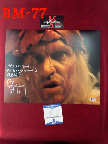 BM_77 - 11x14 Photo Autographed by Bill Moseley