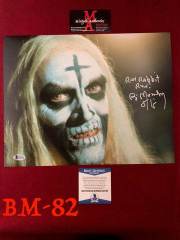 BM_82 - 11x14 Photo Autographed by Bill Moseley