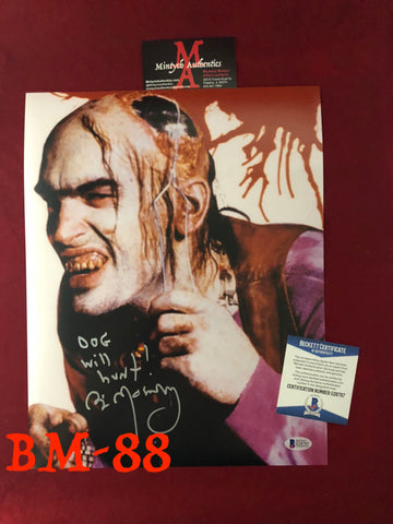BM_88 - 11x14 Photo Autographed by Bill Moseley
