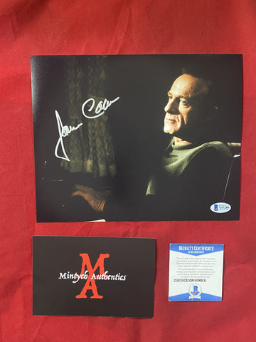 CAAN_387 - 8x10 Photo Autographed By James Caan