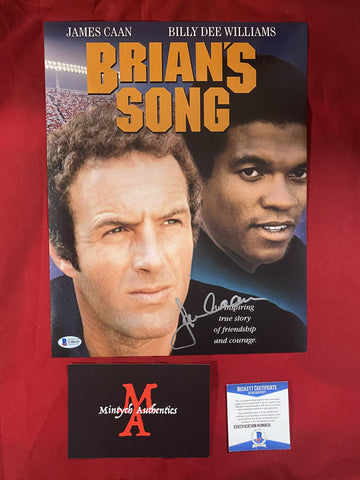 CAAN_732 - 11x14 Photo Autographed By James Caan