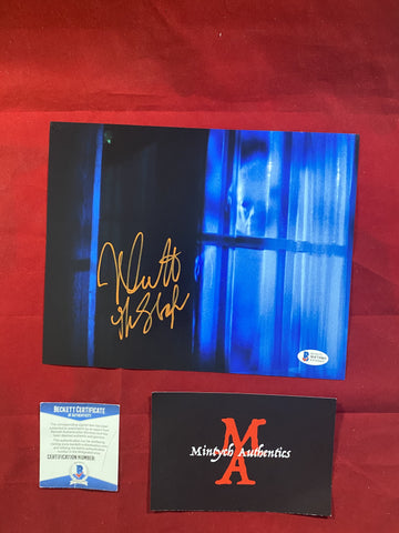 CASTLE_174 - 8x10 Photo Autographed By Nick Castle