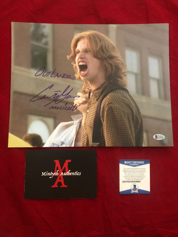CG_78 - 11x14 Photo Autographed By Courtney Gains