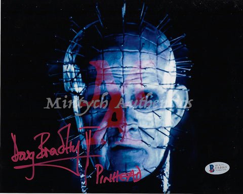 DB_195 - 8x10 Photo Autographed By Doug Bradley