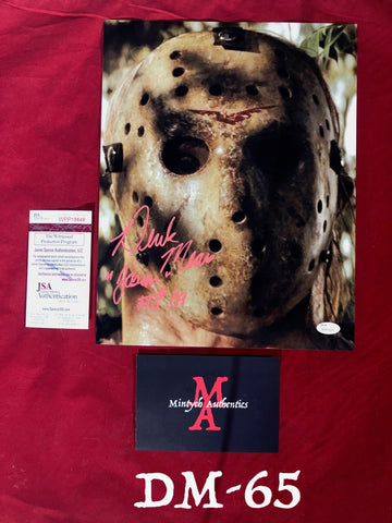 DM_65 - 11x14 Photo Autographed By Derek Mears