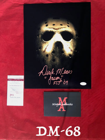 DM_68 - 11x14 Photo Autographed By Derek Mears