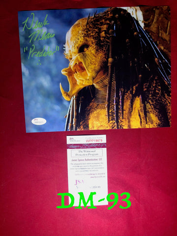 DM_93 - 8x10 Photo Autographed By Derek Mears