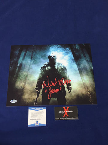DM_129 - 11x14 Photo Autographed By Derek Mears