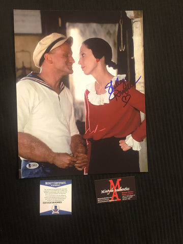 DUVALL_228 - 11x14 Photo Autographed By Shelley Duvall