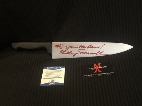 "DUVALL_33 - Real 10"" Blade Knife"