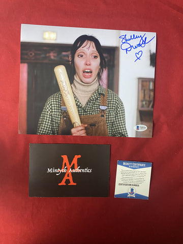 DUVALL_441 - 8x10 Photo Autographed By Shelley Duvall