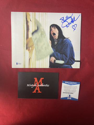 DUVALL_447 - 8x10 Photo Autographed By Shelley Duvall