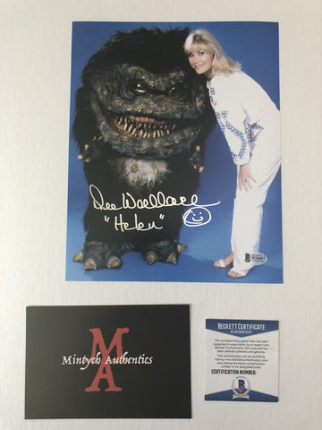 DW_59 - 8x10 Photo Autographed By Dee Wallace
