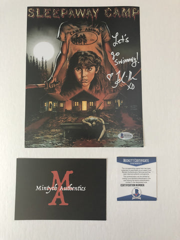 FR_22 - 8x10 Photo Autographed By Felissa Rose