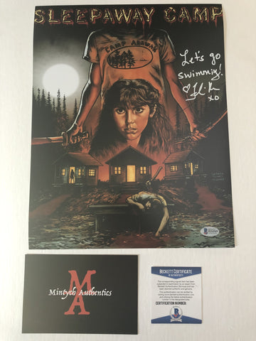 FR_35 - 11x14 Photo Autographed By Felissa Rose