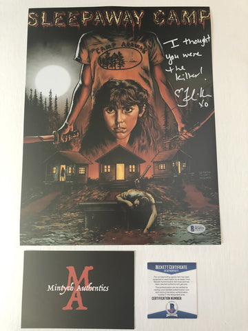 FR_37 - 11x14 Photo Autographed By Felissa Rose