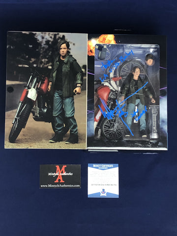 FURLONG_040 - John Connor Exclusive Neca Figure Autographed By Edward Furlong