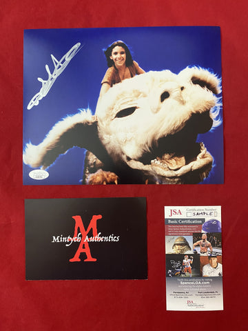 HATHAWAY_002 - 8x10 Photo Autographed By Noah Hathaway