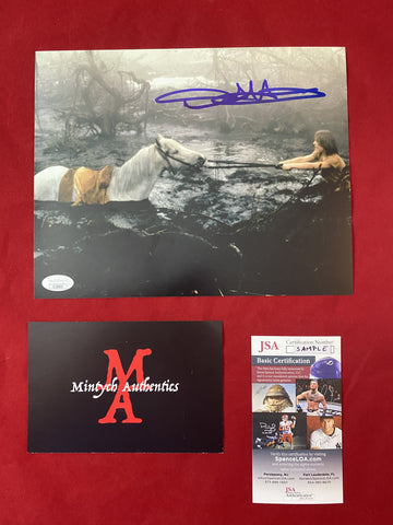 HATHAWAY_007 - 8x10 Photo Autographed By Noah Hathaway