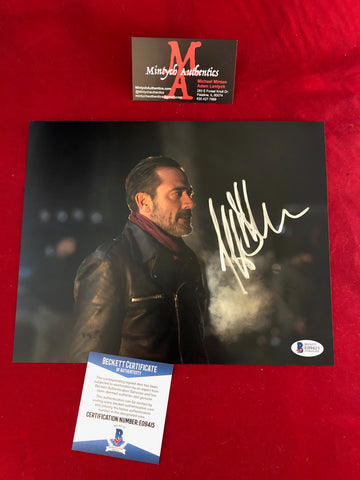 JDM_01 - 8x10 Photo Autographed By Jeffrey Dean Morgan