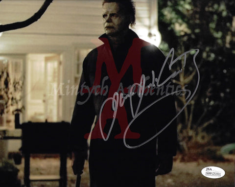 JJC_25 - 8x10 Photo Autographed By James Jude Courtney