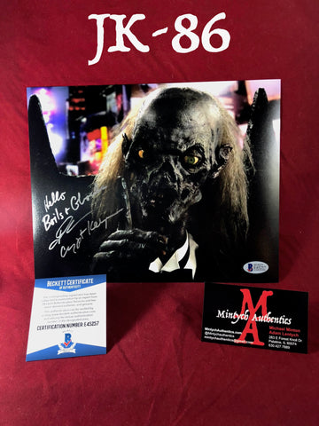 JK_86 - 8x10 Photo Autographed By John Kassir