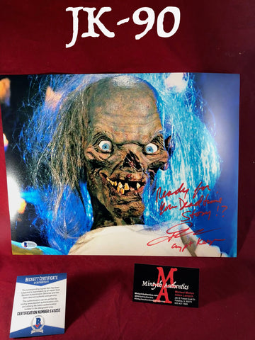 JK_90 - 11x14 Photo Autographed By John Kassir