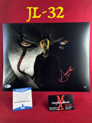 JL_32 - 11x14 Photo Autographed By Jaeden Lieberher