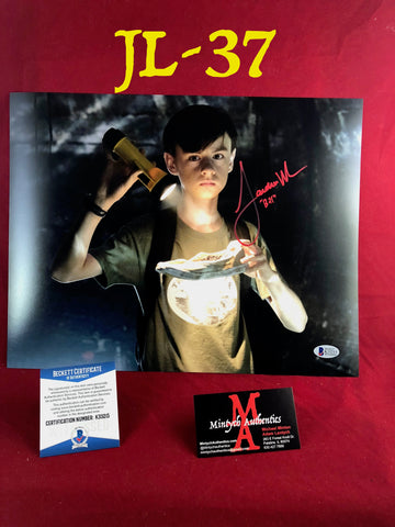 JL_37 - 11x14 Photo Autographed By Jaeden Lieberher
