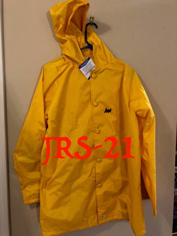 JRS_21 - IT Raincoat Autographed By Jackson Robert Scott