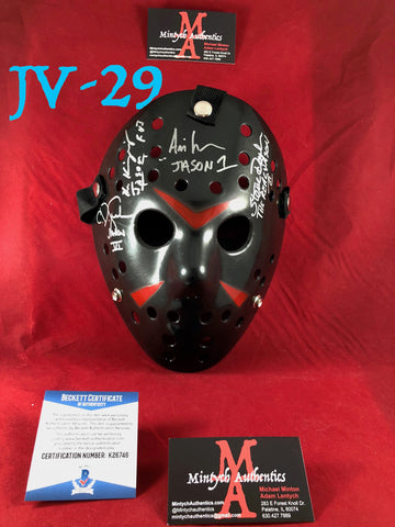 JV_29 - Black Mask
