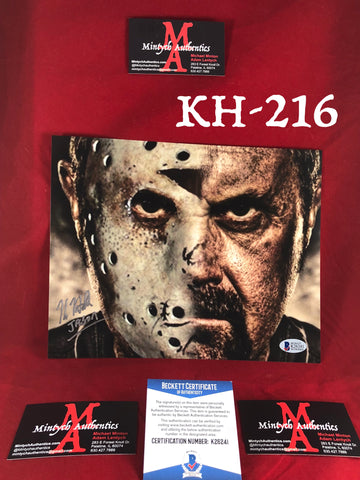 KH_216 - 8x10 Photo Autographed By Kane Hodder