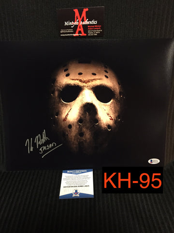 KH_95 - 11x14 Photo Autographed By Kane Hodder