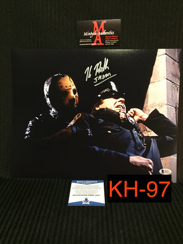 KH_97 - 11x14 Photo Autographed By Kane Hodder