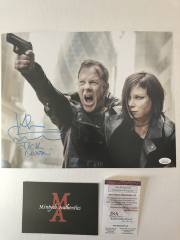KS_23 - 11x14 Photo Autographed By Kiefer Sutherland