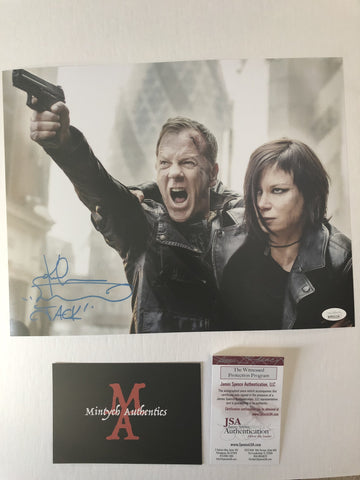 KS_24 - 11x14 Photo Autographed By Kiefer Sutherland