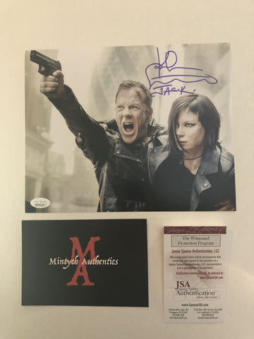 KS_37 - 8x10 Photo Autographed By Kiefer Sutherland