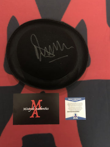MALCOLM_105 - Alex Derby Hat Prop Autographed By Malcolm McDowell