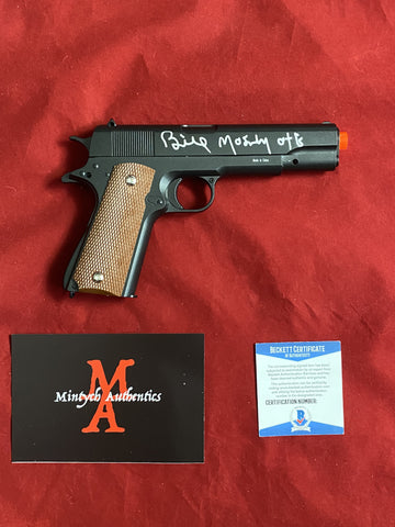MOSELEY_101 - Airsoft Gun Autographed By Bill Moseley