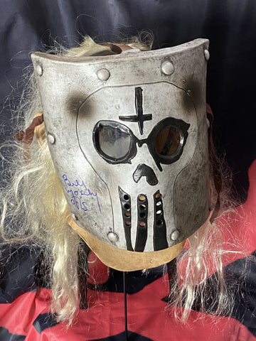 MOSELEY_105 - Otis Don Post Studios Mask Autographed By Bill Moseley
