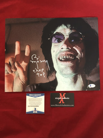 MOSELEY_189 - 11x14 Photo Autographed By Bill Moseley
