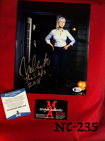 NC_235 - 8x10 Photo Autographed By Nick Castle