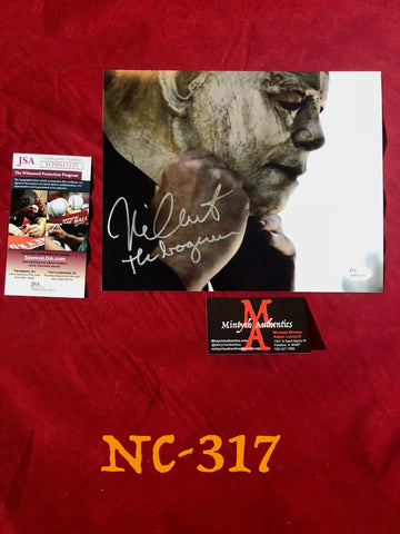NC_317 - 8x10 Photo Autographed By Nick Castle