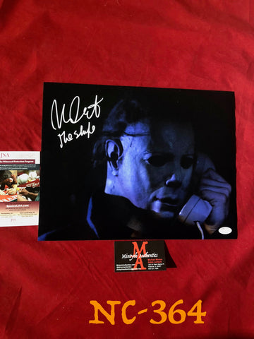NC_364 - 11x14 Photo Autographed By Nick Castle