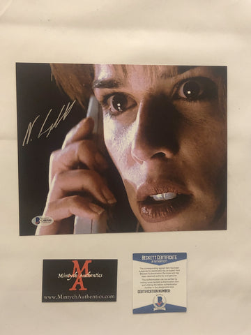 NEVE_58 - 8x10 Photo Autographed By Neve Campbell