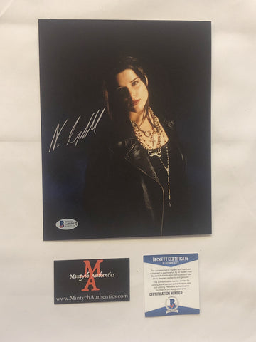 NEVE_63 - 8x10 Photo Autographed By Neve Campbell
