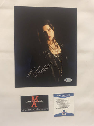 NEVE_64 - 8x10 Photo Autographed By Neve Campbell