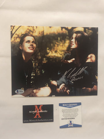 NEVE_65 - 8x10 Photo Autographed By Neve Campbell