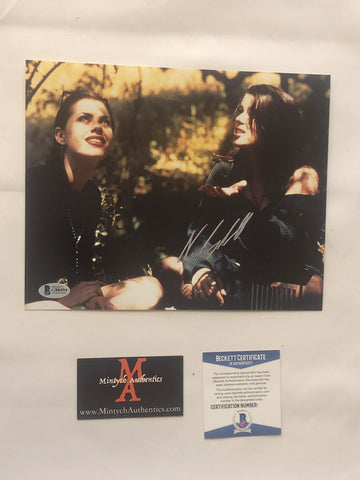 NEVE_67 - 8x10 Photo Autographed By Neve Campbell