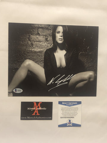 NEVE_79 - 8x10 Photo Autographed By Neve Campbell